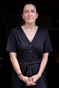 Alina Raba, managing director